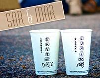 Marshall & Sarah - Save the Date