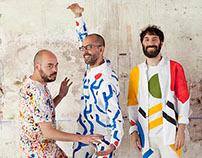Los Punsetes: Textile Design