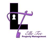 Elle Tee Property Management Logo Design