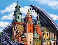 Krakow illustration