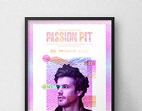 Passion Pit Poster & Assets