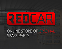 REDCAR | Online Store of Original Spare Parts
