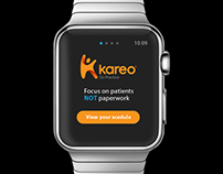 "Kareo :: Physicians Schedule App ""In Progress"""