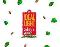 Visual Identity   Ideal Light