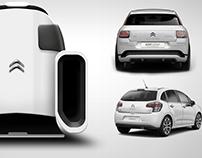 Poltrona Citroën