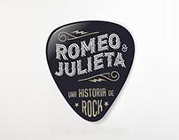 Romeo y Julieta, una historia de rock