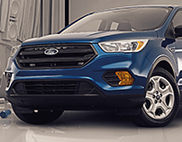 Ford Escape - La vida está afuera