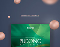 Pudong office invitation