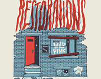 Restorations 2018 Fall Tour poster