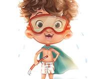 Little Boy and Little Girl -Summer/Winter for Zara Kids