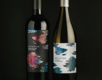 Reflection Wine Package Design