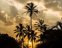 La Baja Guajira, Colombia.