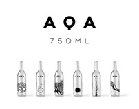 AQA 75 ML - Branding