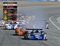 IMSA Racing Broadcast Package