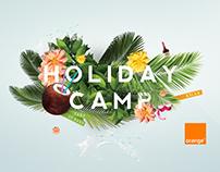 ORANGE Holiday Camp 2017