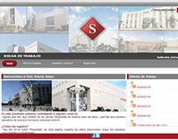 Talento Siman - Web Site