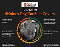 Benefits Of 4Knines Dog Seat Covers