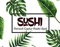 New Renault Captur - Radio Spot
