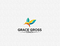 Logo for an professional ontological coach
