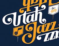 Utah Jazz T-shirt Designs