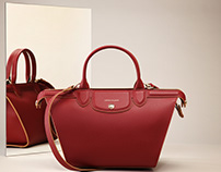Longchamp Social Media Campaign
