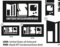 United States of Awkward: a clothing brand