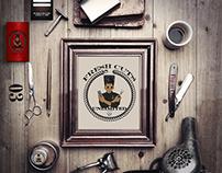 Barber Shop Mockup
