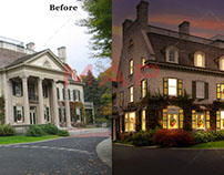 Real estate Photography Retouching