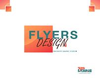 Flyers designe