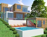 Orquídea House