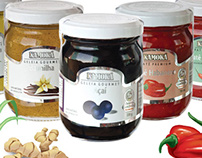 Embalagens para Geleias, Patês e Pimentas em Conserva