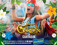 The Secret Garden Guayaquil 2017