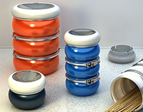 BOBO / Food container set