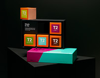 T2 Tea Core Range 2016