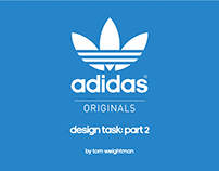 Adidas Originals: Project 2 - 2015