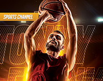 Basketball Flyer Template