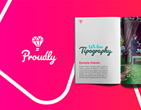 Proudly Weddings - Brand Strategy