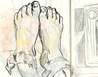 Winter Sketchbook '16