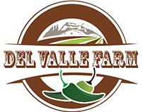 Logo Del Valle Farm