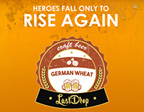 Raize the Bar Creative for German Wheat