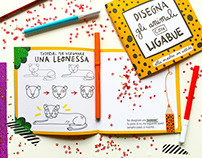 Activity Book per la mostra Antonio Ligabue a Pavia