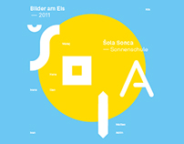 ŠOLA SONCA — A kids poster