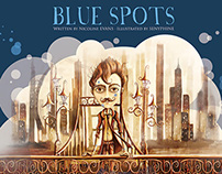 BLUE SPOTS - Children's Book