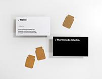 Marmolada Studio | branding