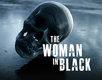 Opening title - the woman in black