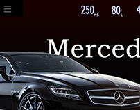 My design for Mercedes S-Class