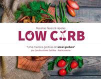 Livro | Receitas Fáceis & Rápidas Low Carb