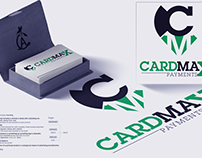 CardMax Payments Brand Identity