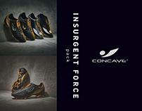 Concave Design Internship - CMF Design