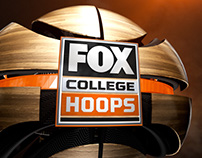 FOX Sports College Hoops 2017 On Air Package